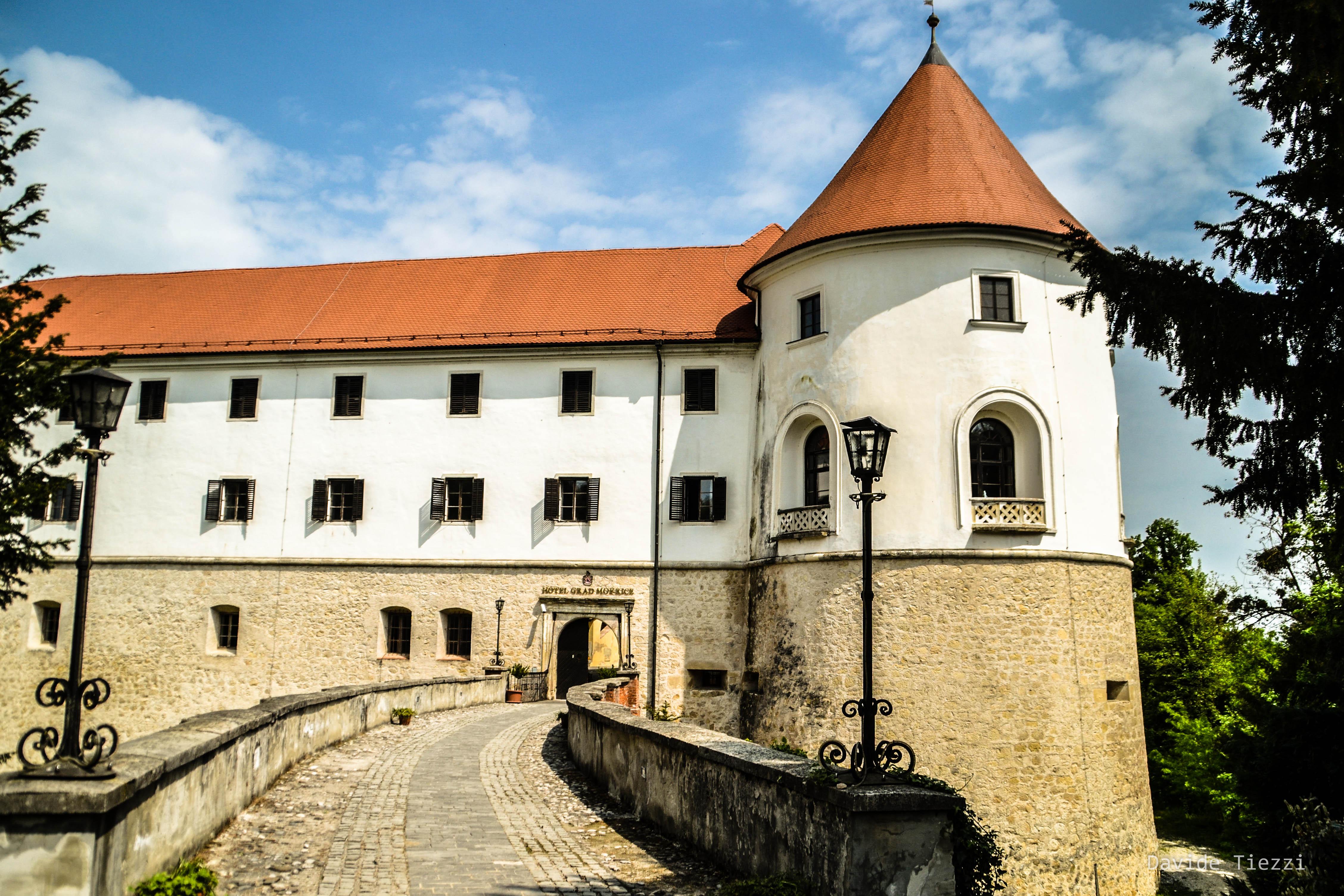 Slovenia - Castello di Mokrice