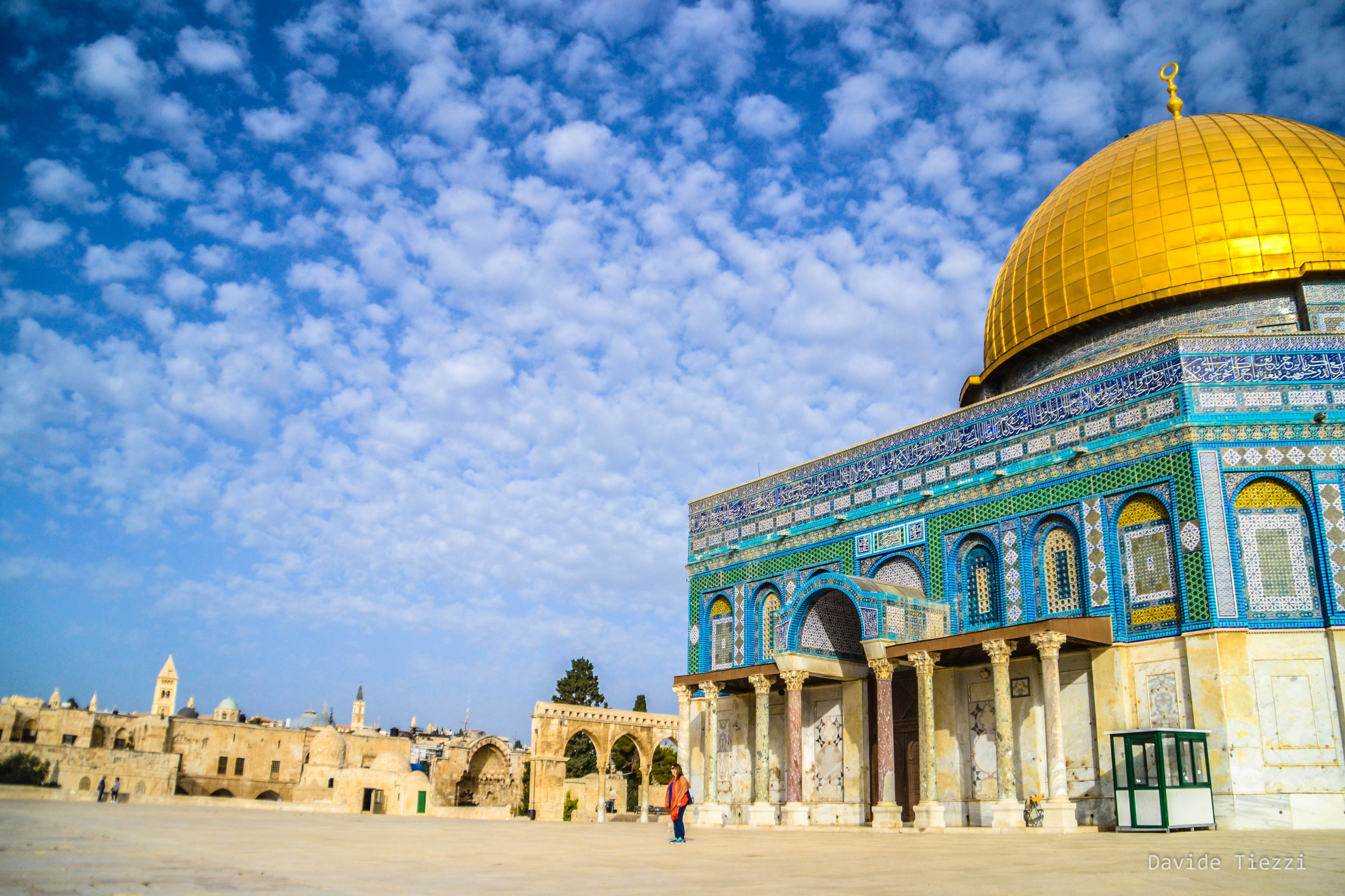 Gerusalemme -Cupola della Roccia